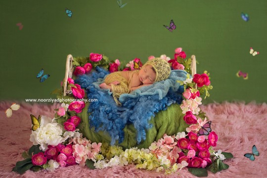 high end baby photography