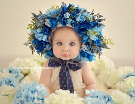Amman baby girl photographer