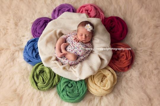 amman rainbow baby photographer